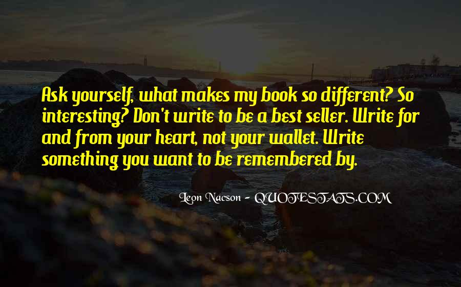 Book And Writing Quotes #103230