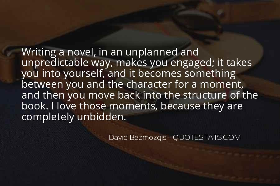 Book And Writing Quotes #116869
