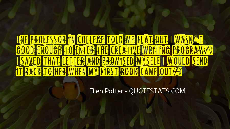 Book And Writing Quotes #120164