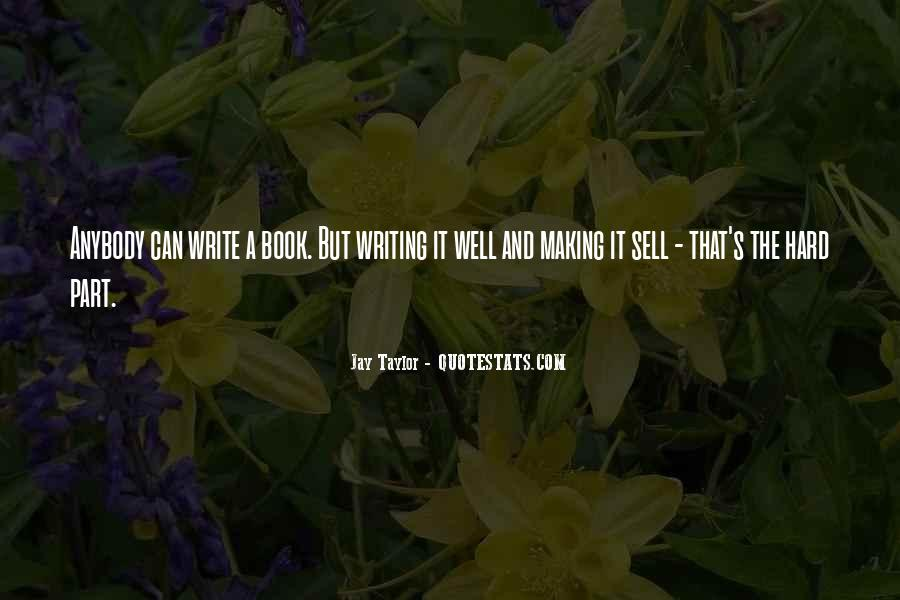 Book And Writing Quotes #144023
