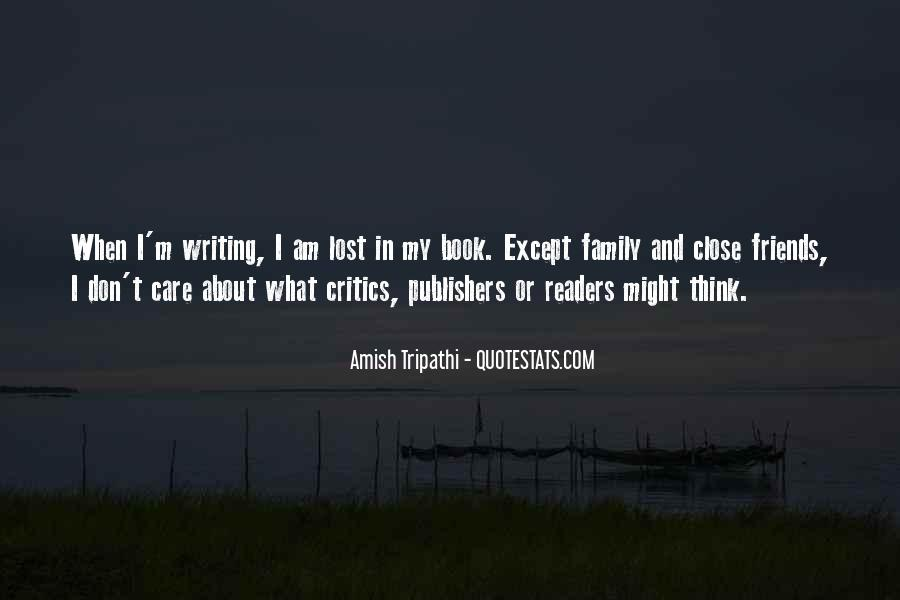 Book And Writing Quotes #158279