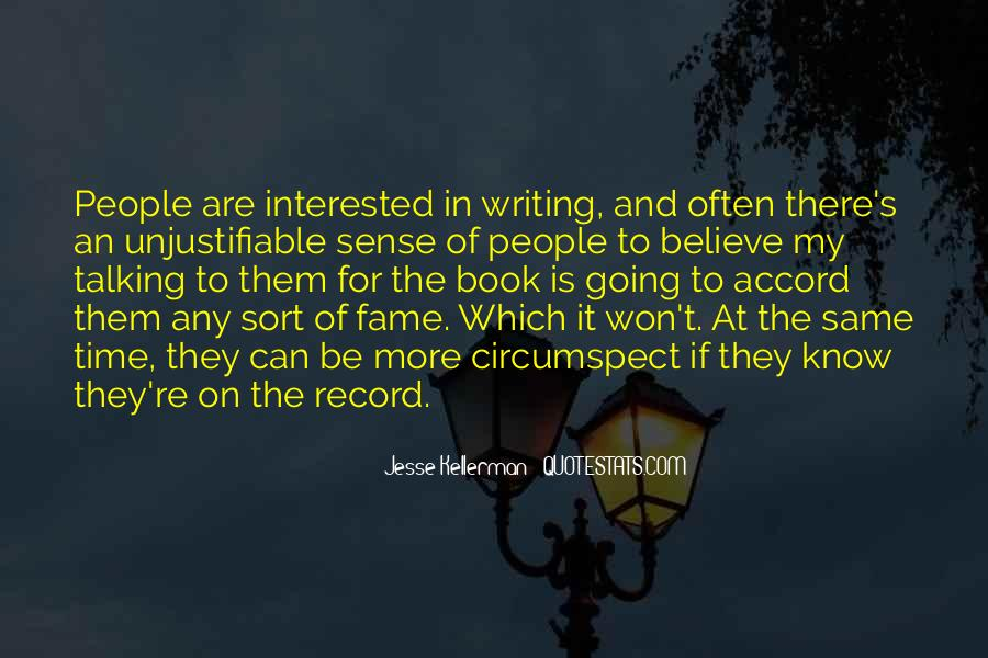 Book And Writing Quotes #17246
