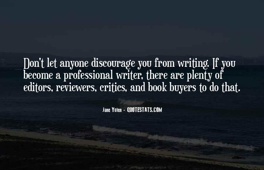 Book And Writing Quotes #2429