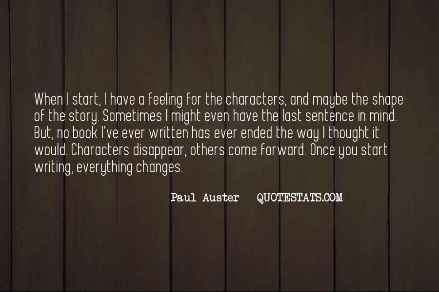 Book And Writing Quotes #34863