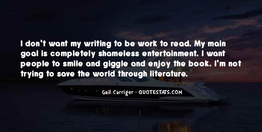 Book And Writing Quotes #37345