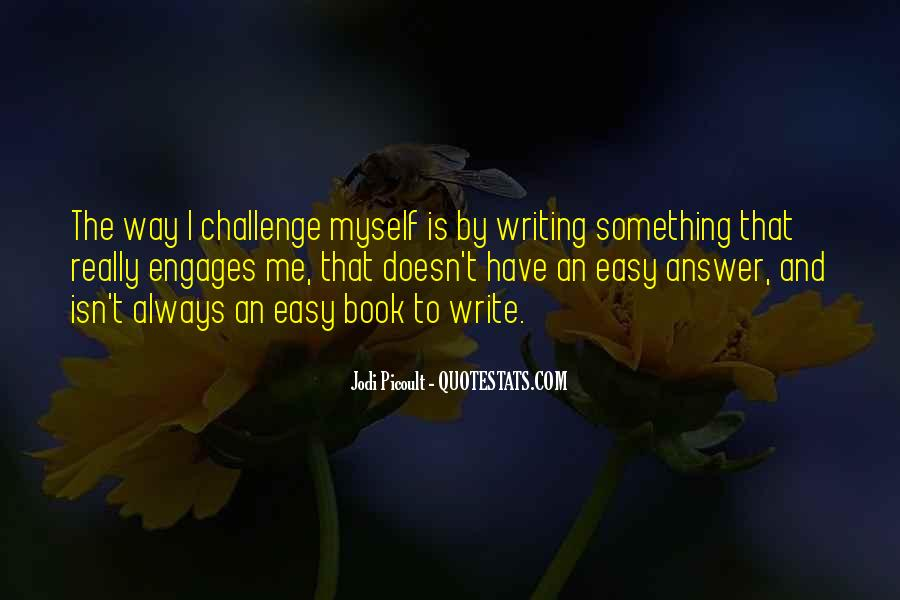 Book And Writing Quotes #39754