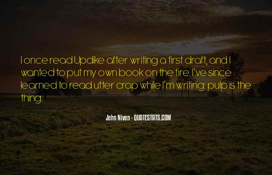 Book And Writing Quotes #51310