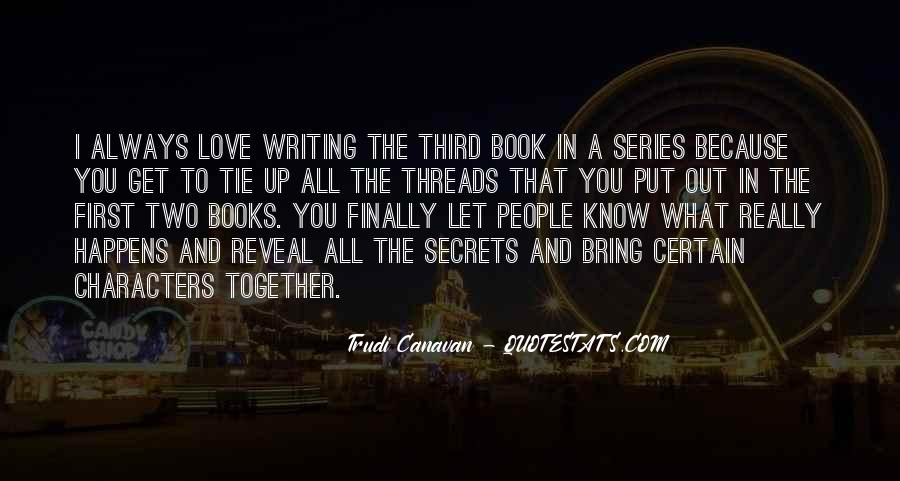 Book And Writing Quotes #64969