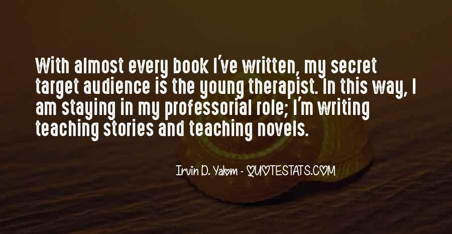 Book And Writing Quotes #75231