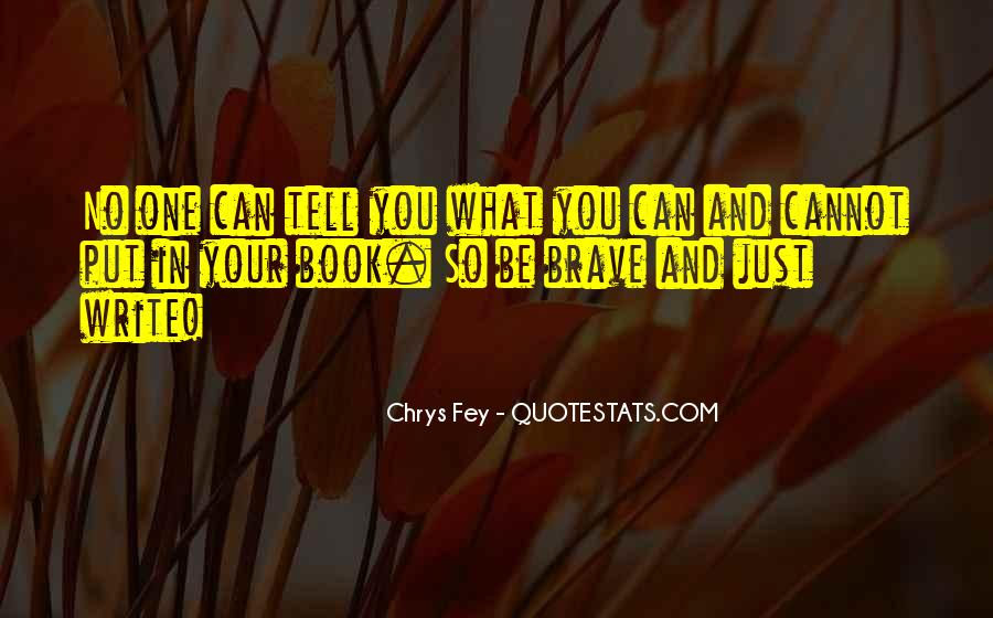 Book And Writing Quotes #95040