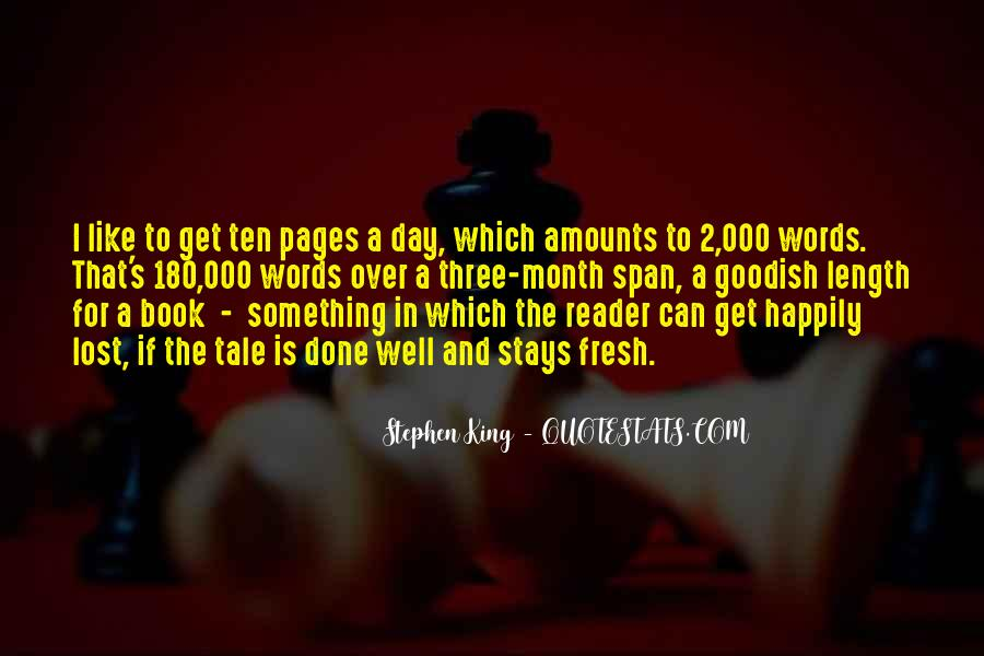 Book And Writing Quotes #99762
