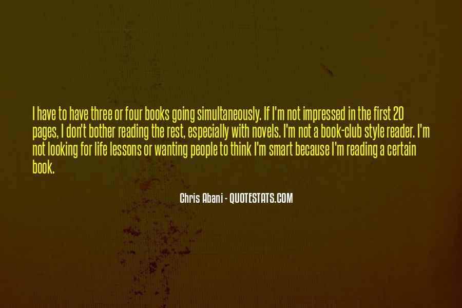 Book Club Reading Quotes #1202687