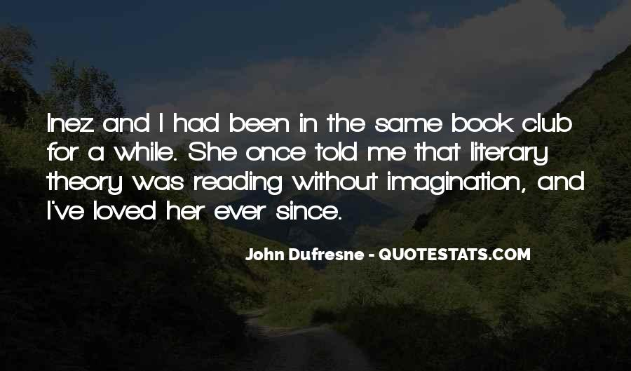 Book Club Reading Quotes #1264020