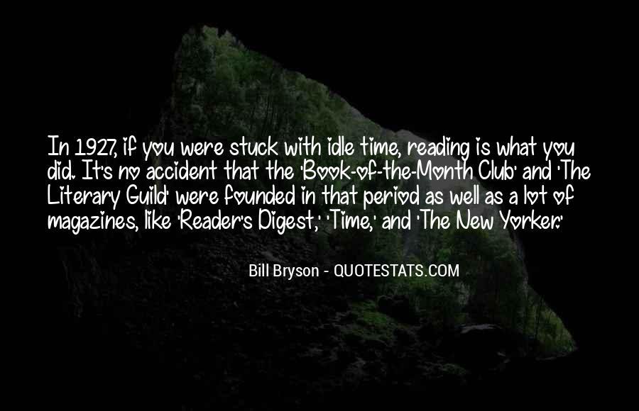 Book Club Reading Quotes #1346626