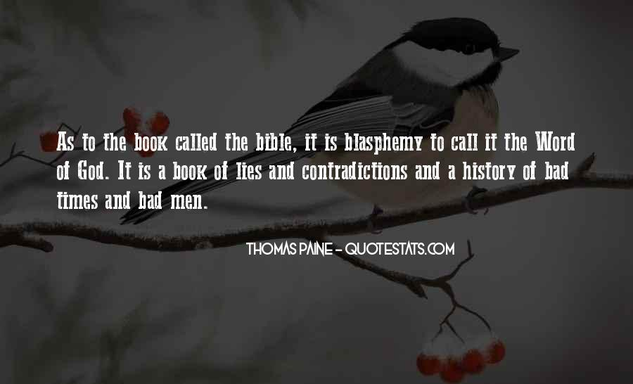 Book Of Bible Quotes #155068