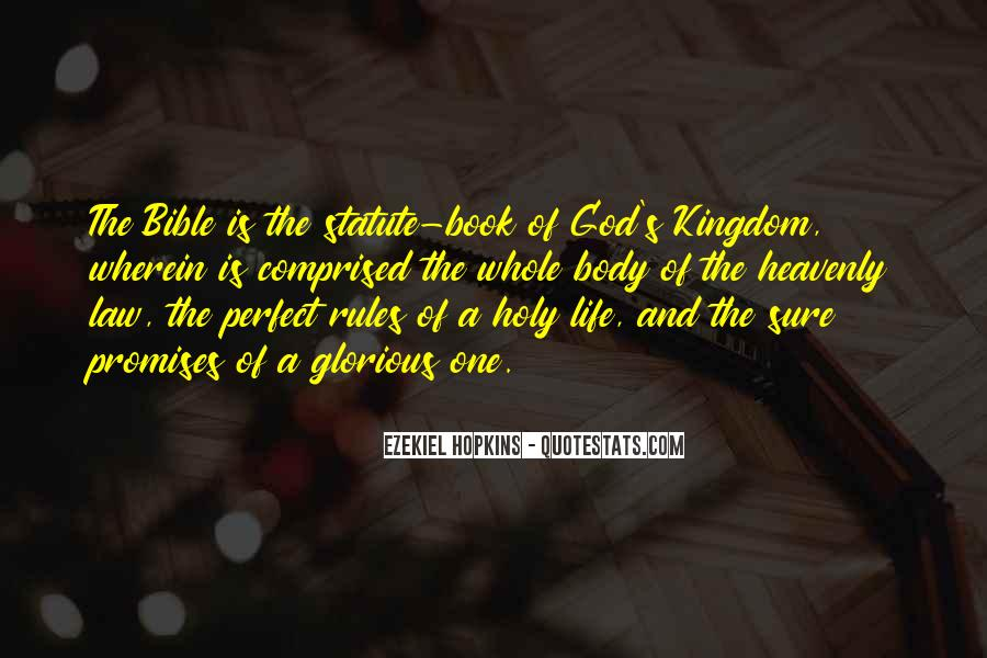 Book Of Bible Quotes #169755