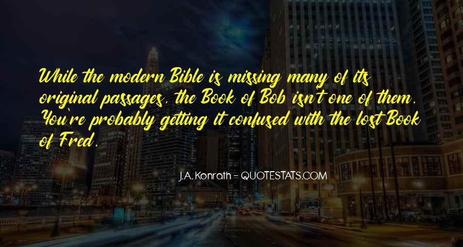 Book Of Bible Quotes #371947