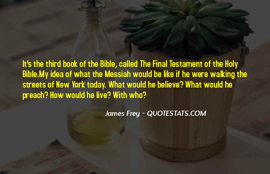 Book Of Bible Quotes #422893