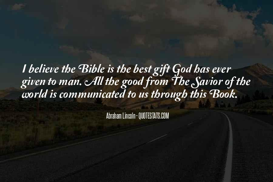Book Of Bible Quotes #515940