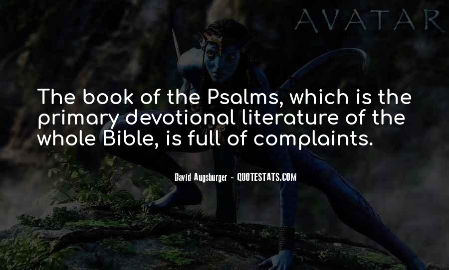 Book Of Bible Quotes #684132