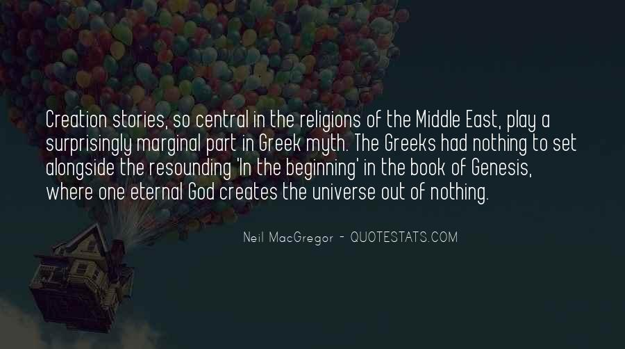 Book Of Genesis Quotes #1384445