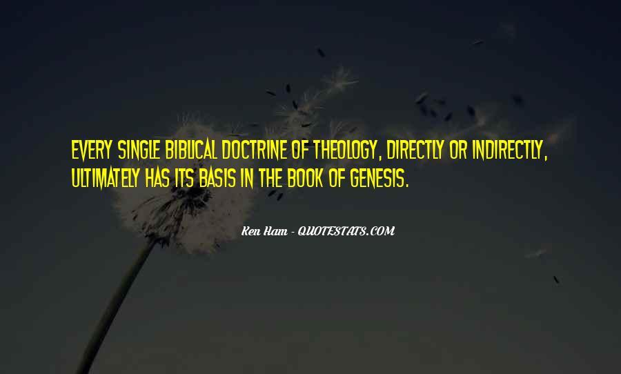 Book Of Genesis Quotes #14276