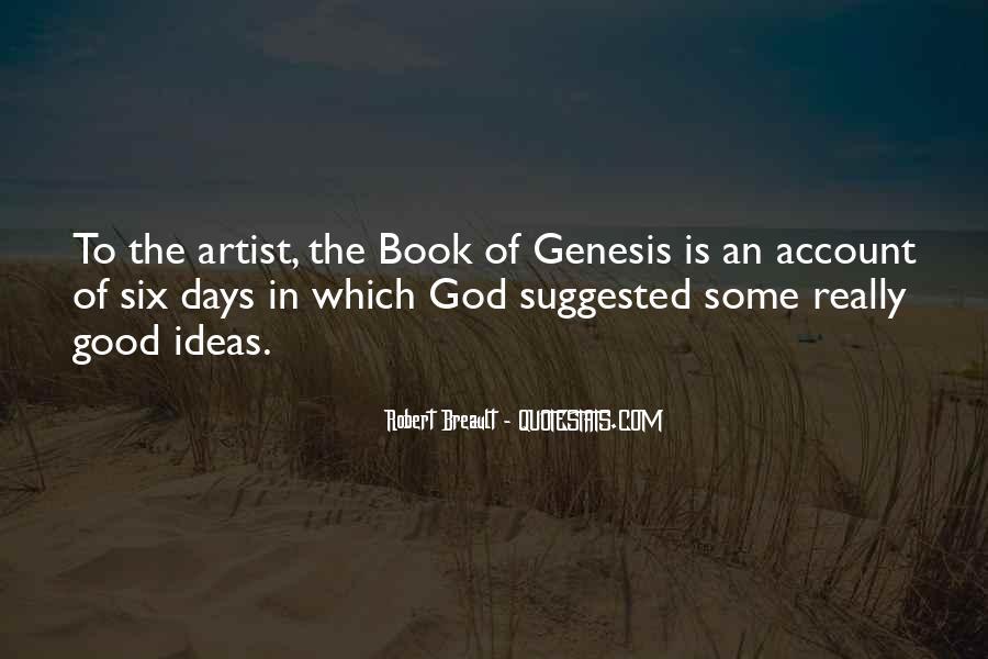 Book Of Genesis Quotes #440247