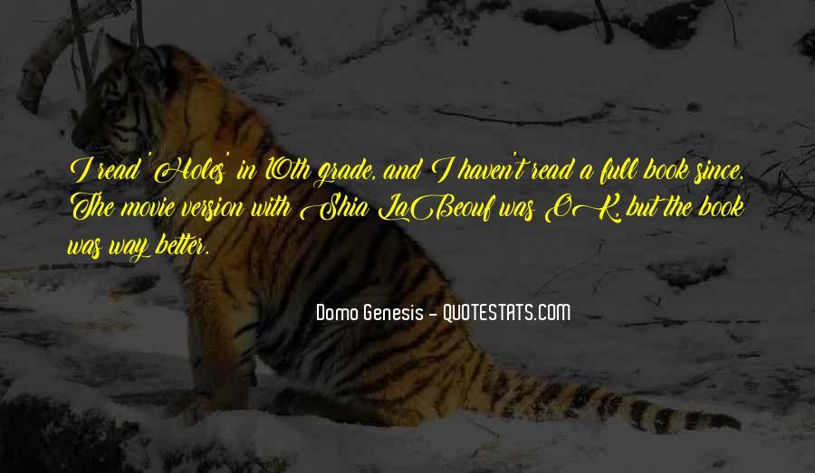 Book Of Genesis Quotes #669820