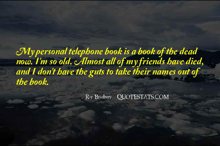 Book Of The Dead Quotes #1465263