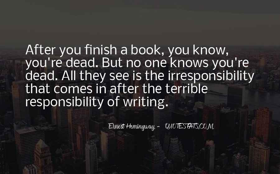 Book Of The Dead Quotes #1467968