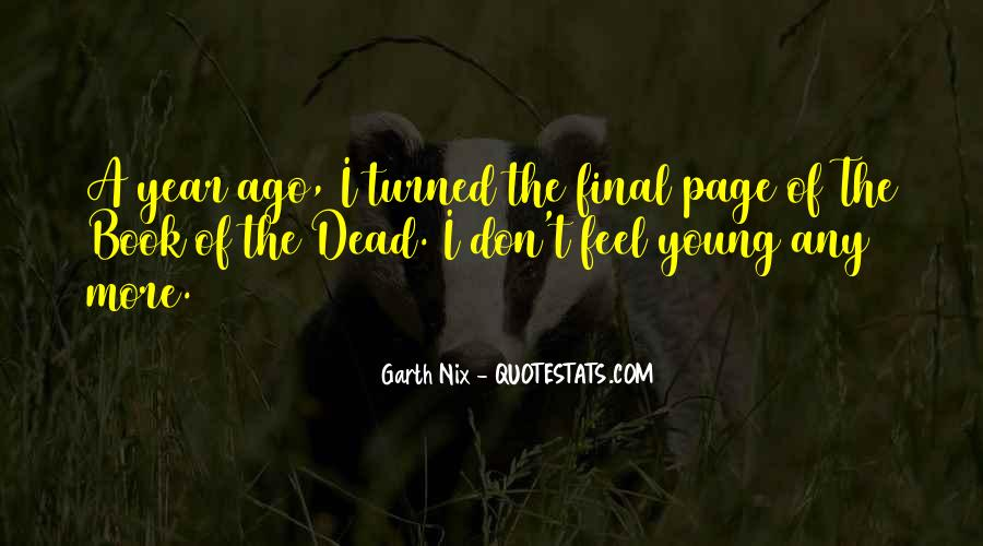Book Of The Dead Quotes #1611235