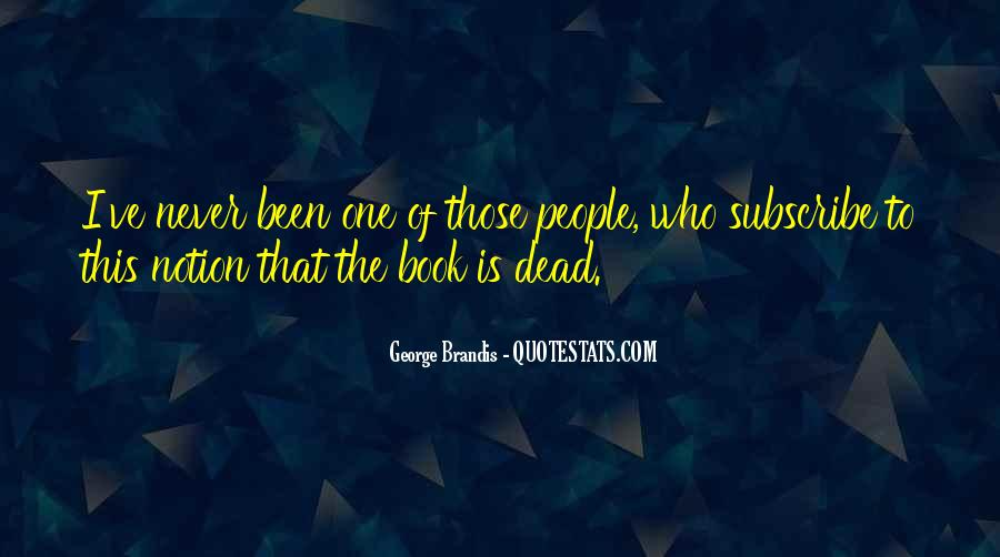 Book Of The Dead Quotes #1778635