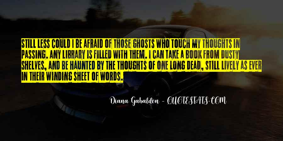 Book Of The Dead Quotes #269973