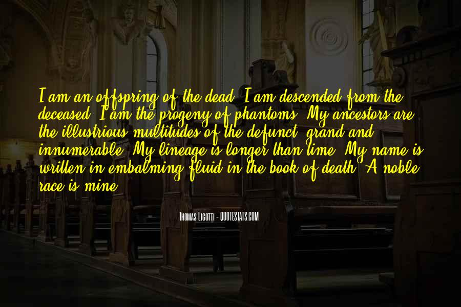 Book Of The Dead Quotes #647601
