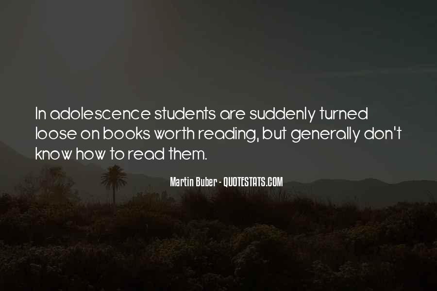 Books Worth Reading Quotes #1757315