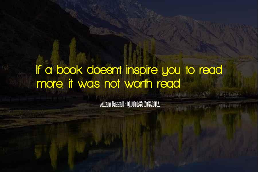 Books Worth Reading Quotes #856872
