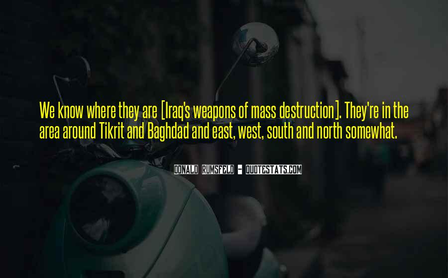 Quotes About The South West #1028312