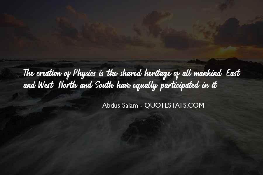 Quotes About The South West #1037637
