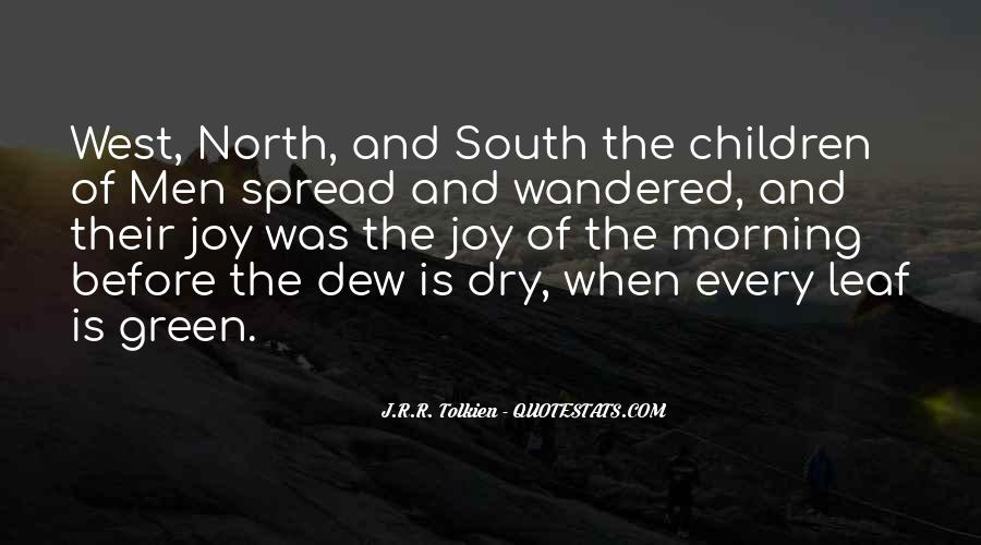 Quotes About The South West #1063889