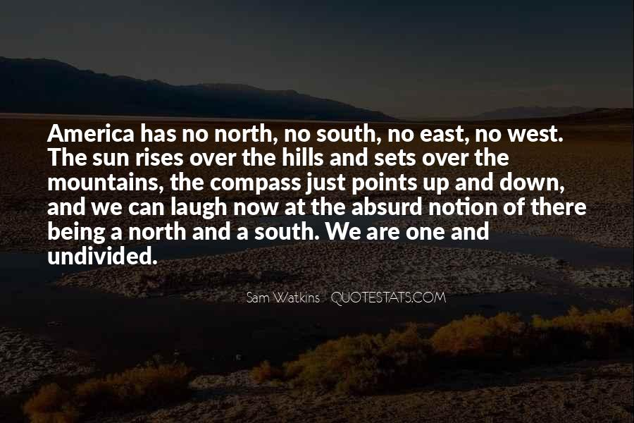 Quotes About The South West #1093469
