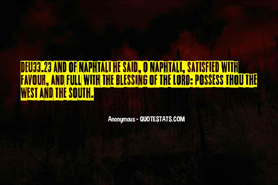 Quotes About The South West #1149300