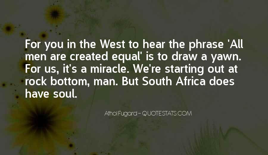 Quotes About The South West #1175799