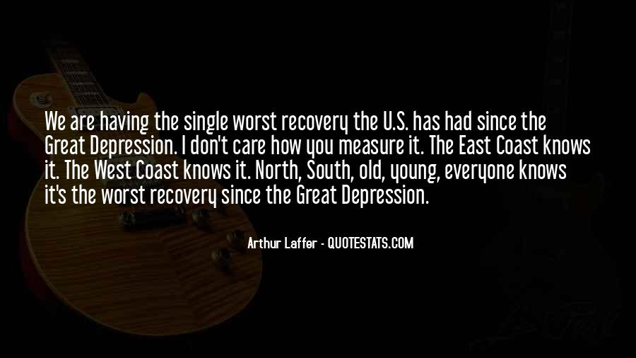 Quotes About The South West #1229779