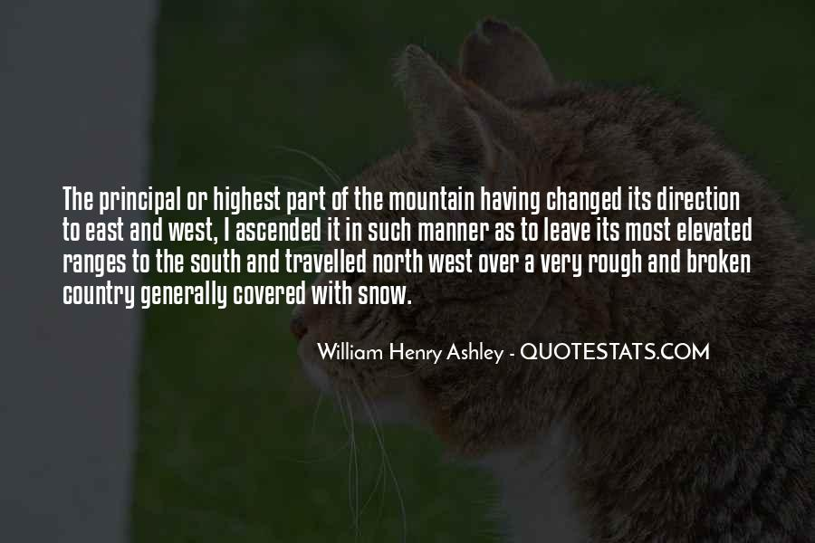 Quotes About The South West #1378829