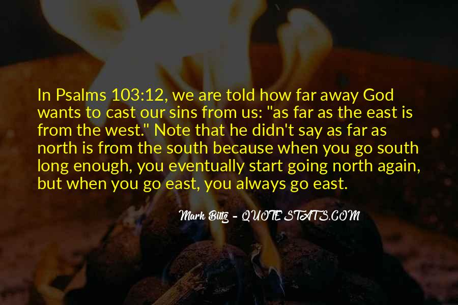 Quotes About The South West #1409058