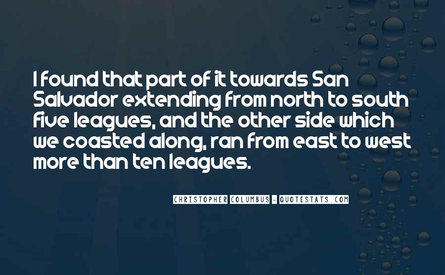 Quotes About The South West #1572777