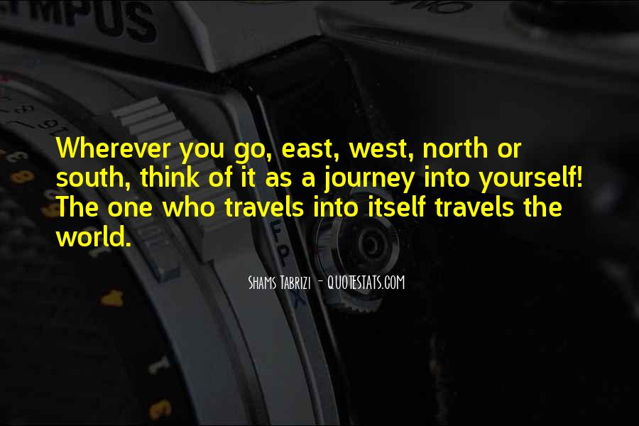 Quotes About The South West #1622358