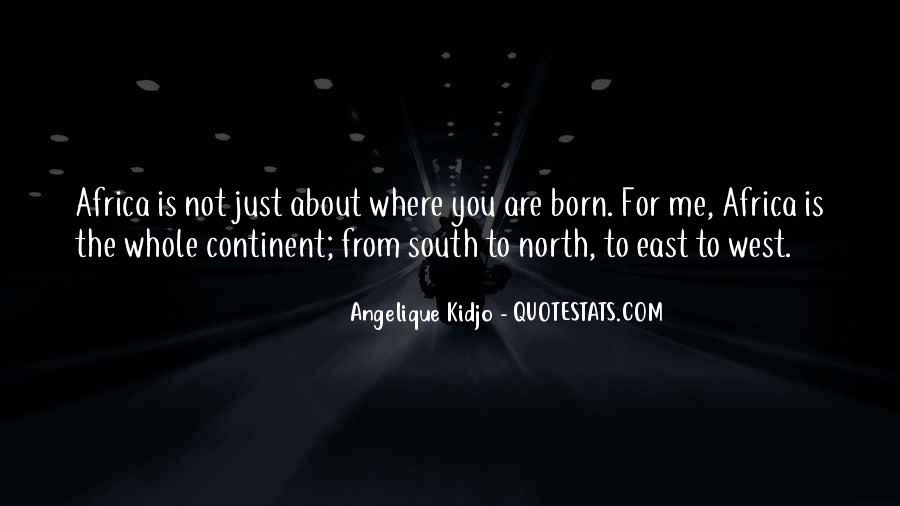 Quotes About The South West #218827