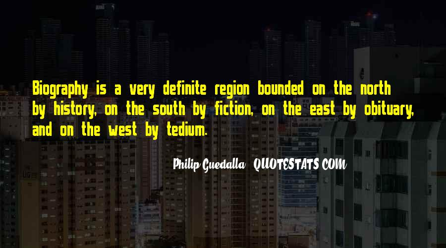 Quotes About The South West #297236