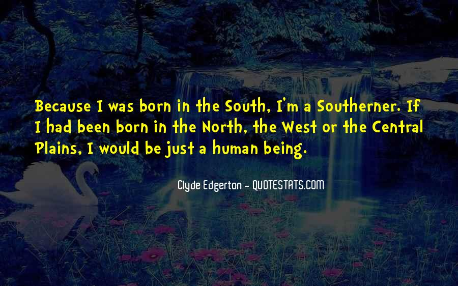 Quotes About The South West #427386
